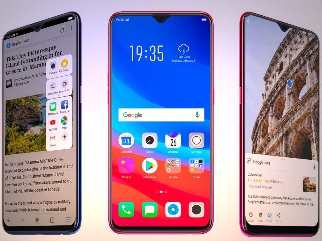 Смартфон Oppo F9 (F9 Pro) — достоинства и недостатки