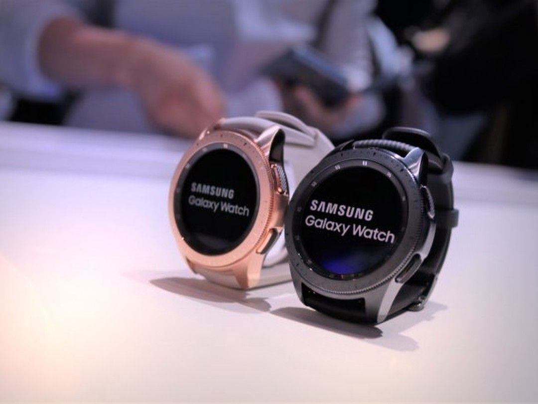 Часы Samsung Galaxy Watch (42 и 46 mm) — достоинства и недостатки
