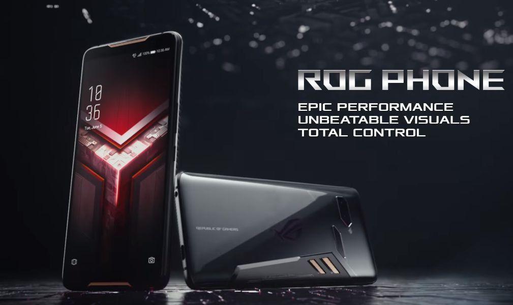 Мечта геймера: ASUS ROG Phone — достоинства и недостатки