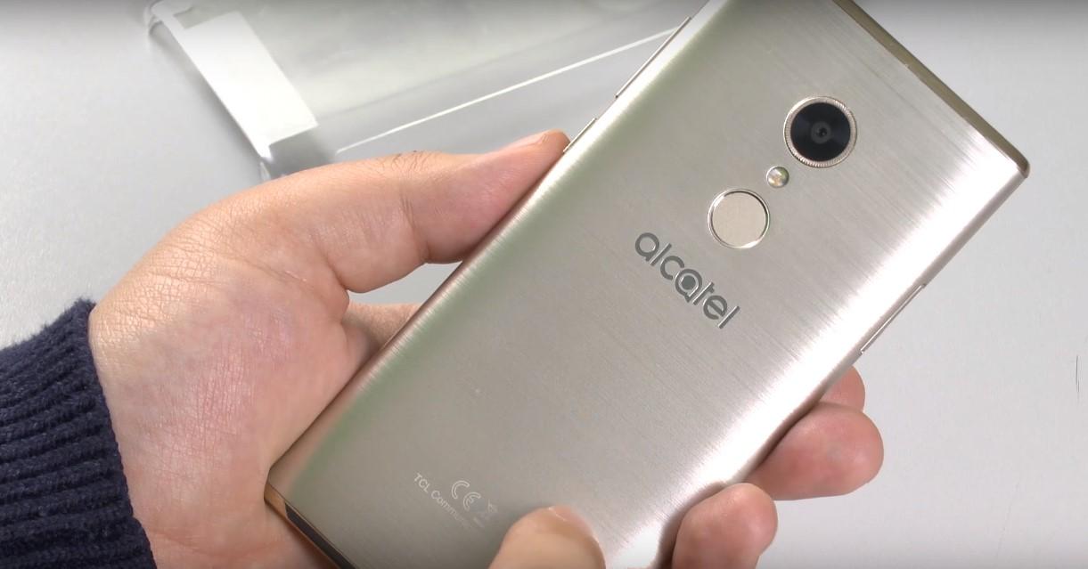 Смартфон Alcatel 5 5086D — достоинства и недостатки