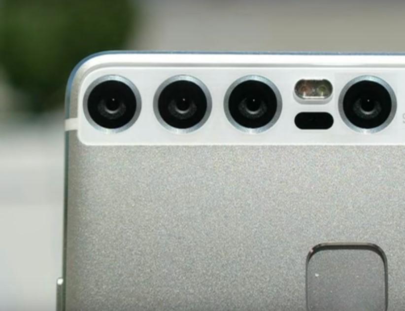 Модный тренд — 4 камеры на смартфоне