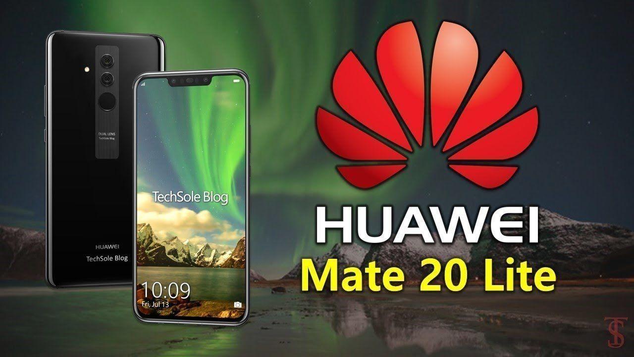 Смартфон Huawei Mate 20 Lite — достоинства и недостатки