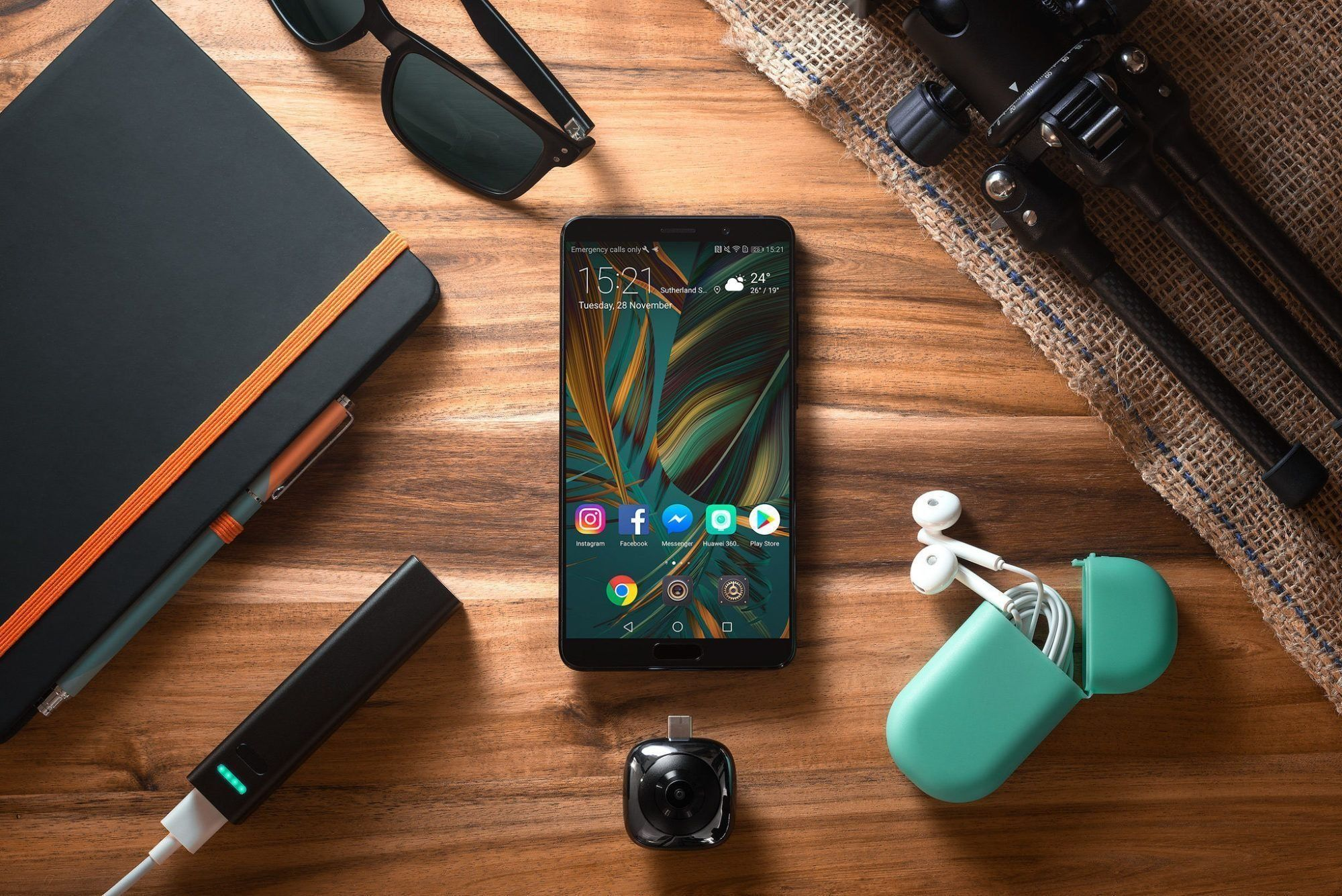 Смартфон Huawei Mate 10 Dual Sim: Год прошел, подведем итоги