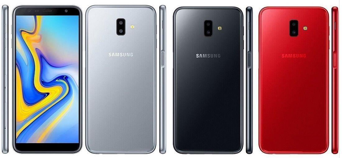 Смартфон Samsung Galaxy J6+ достоинства и недостатки
