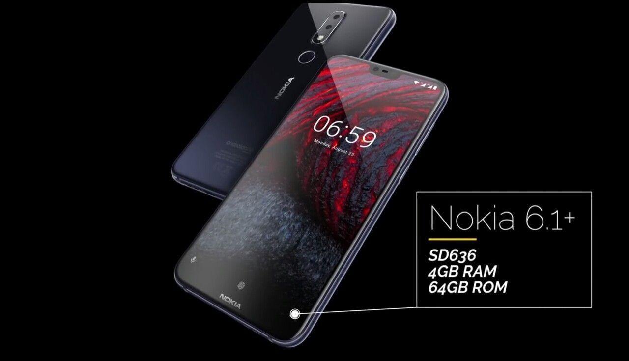 Смартфон Nokia 6.1 Plus (Nokia X6) — достоинства и недостатки