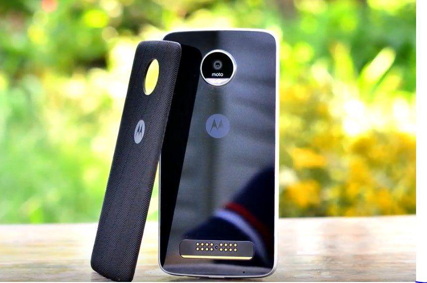 Обзор смартфона Motorola Moto Z Play – достоинства и недостатки