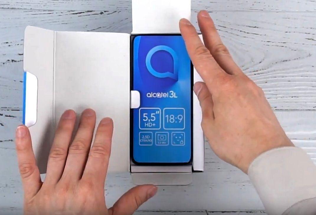 Смартфон Alcatel 3L 5034D: характеристики, достоинства и недостатки