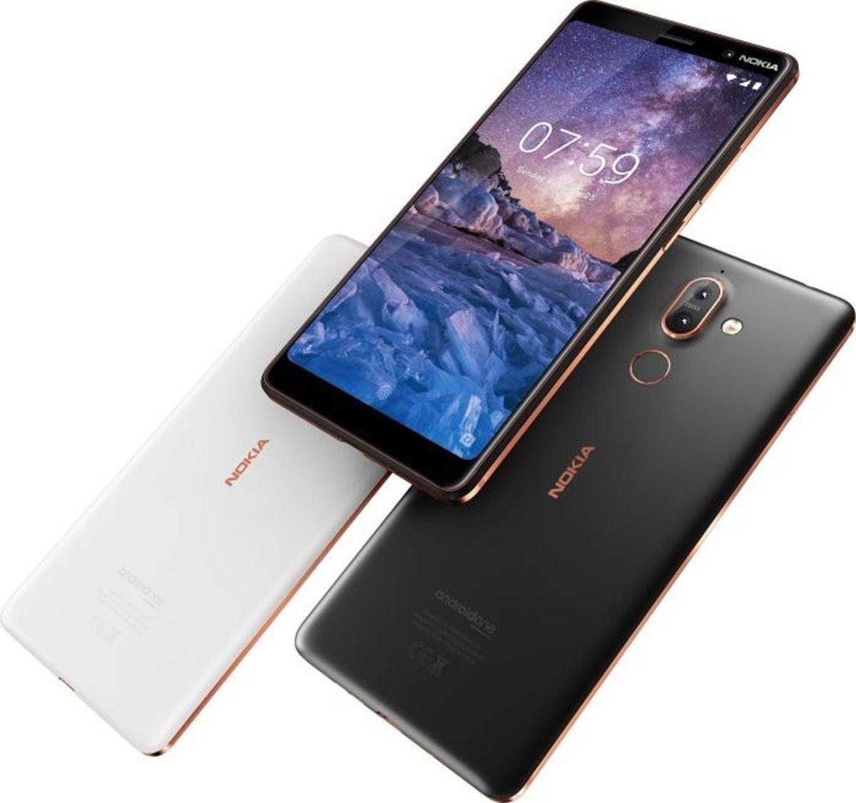 Смартфон Nokia 7.1 Plus (Nokia X7) — достойная новинка