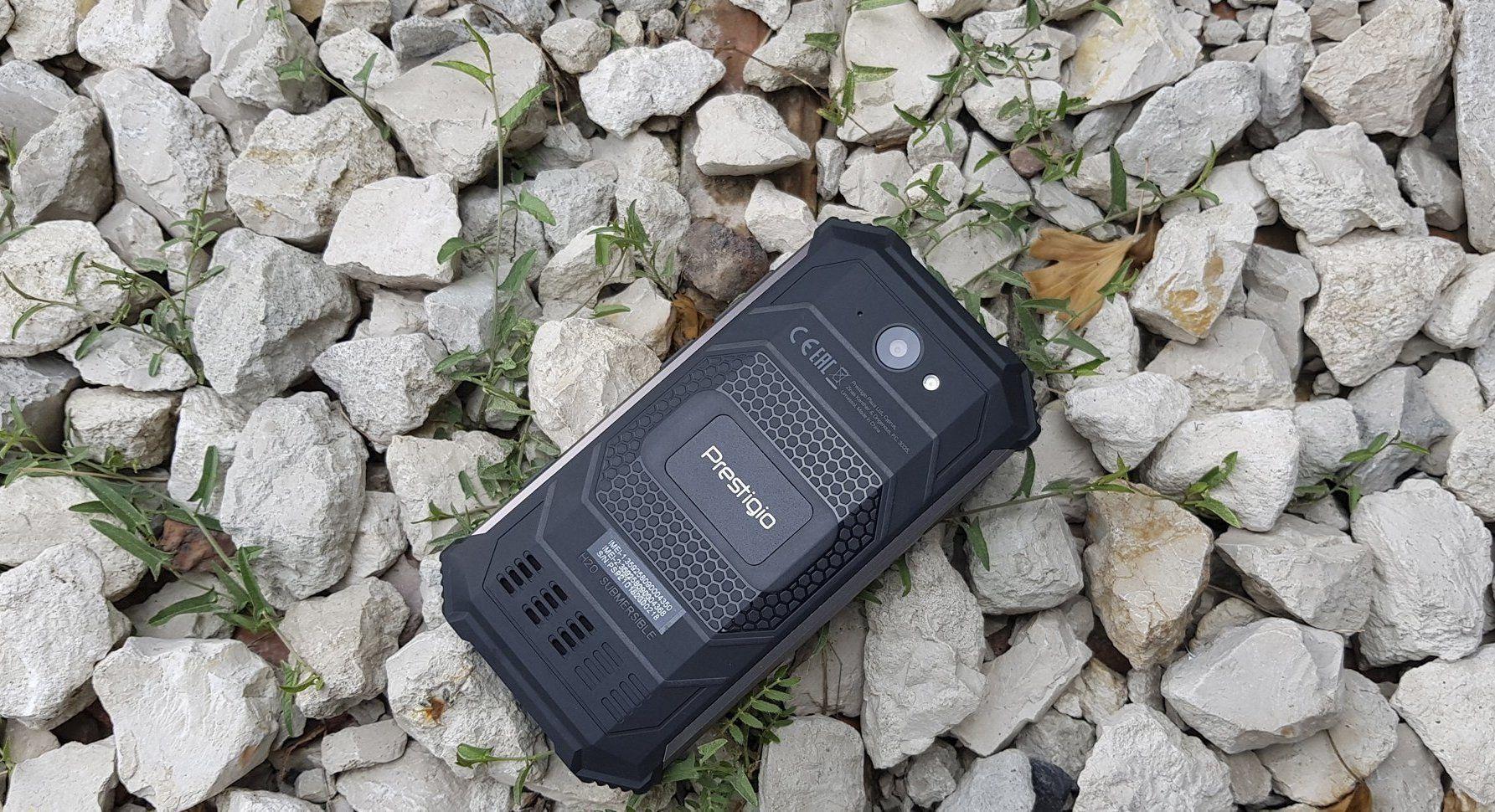 Смартфон Prestigio Muze G7 LTE — достоинства и недостатки