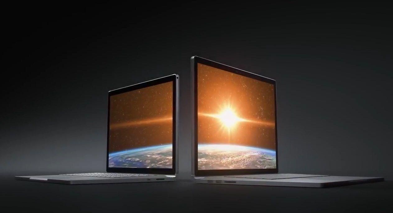 Лучшие ноутбуки Microsoft в 2021 году