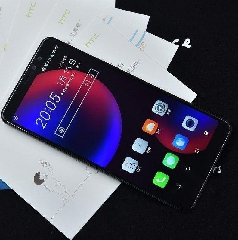 Смартфтон HTC U11 EYEs — достоинства и недостатки