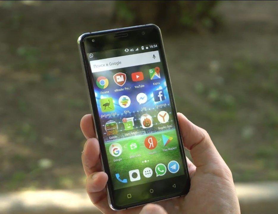 Смартфон Prestigio Muze X5 LTE — достоинства и недостатки