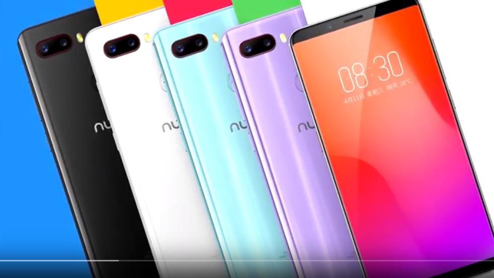 Смартфон ZTE nubia Z18 mini и Z18 — достоинства и недостатки