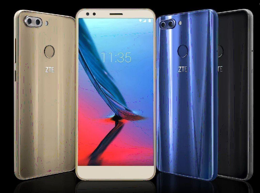 Смартфон ZTE Blade V9 (32GB и 64GB) — достоинства и недостатки