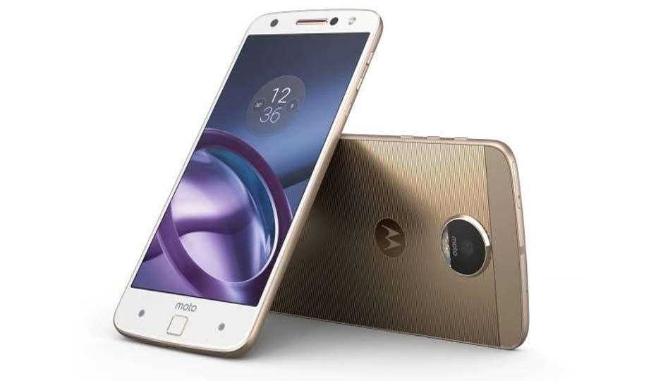 Необычный смартфон Motorola Moto Z 32GB — достоинства и недостатки