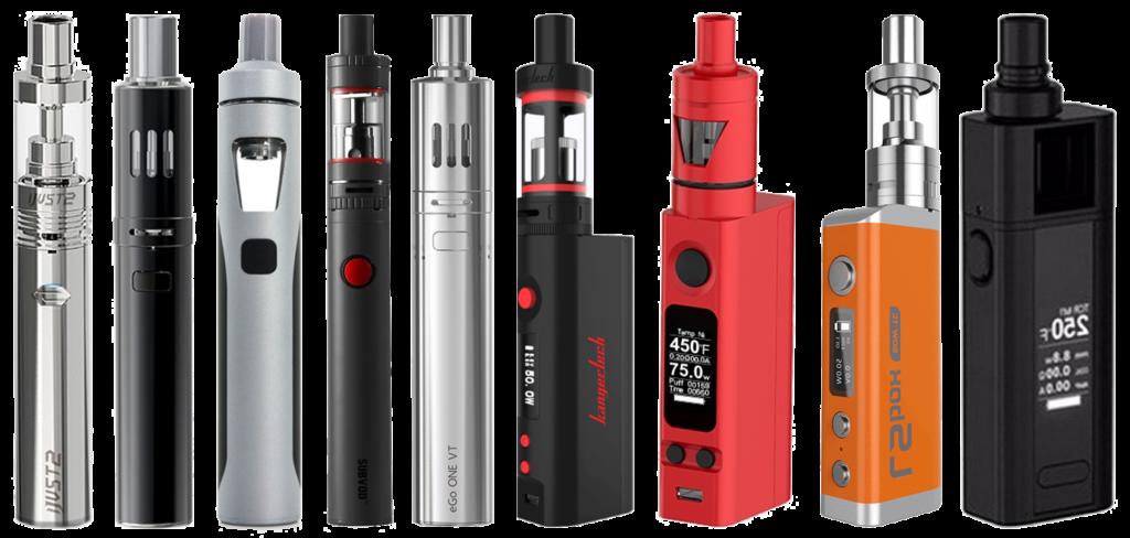 Электронная сигарета нового поколения 2018