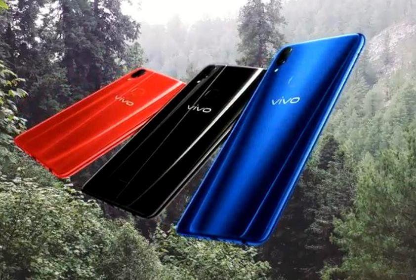 Смартфон Vivo Z1i — достоинства и недостатки