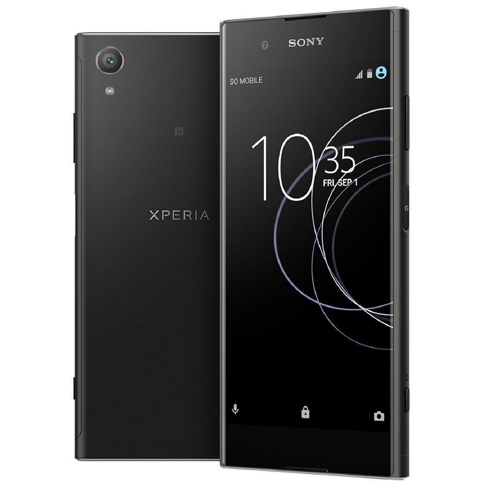Смартфоны Sony Xperia XA1 Plus и Plus Dual 32GB — достоинства и недостатки