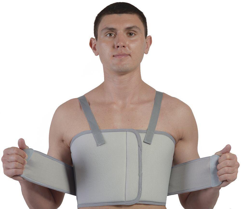 Лучшие бандажи для грудной клетки после операции в 2020 году