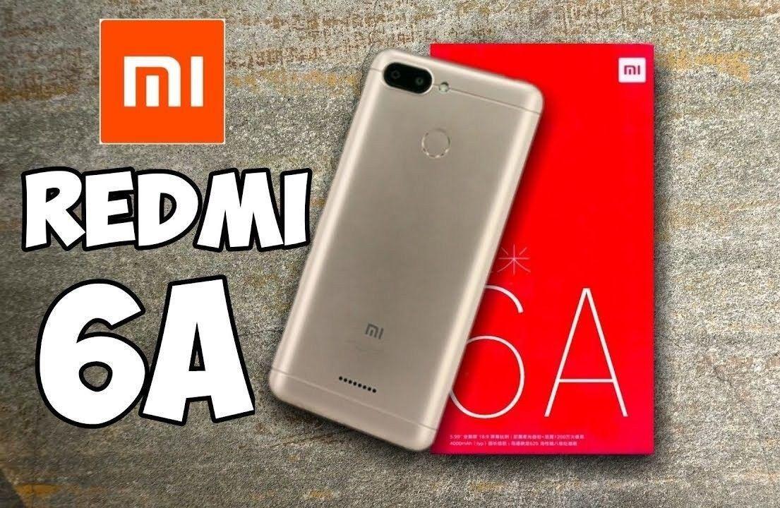 Смартфон Xiaomi Redmi 6A 2/32GB — достоинства и недостатки