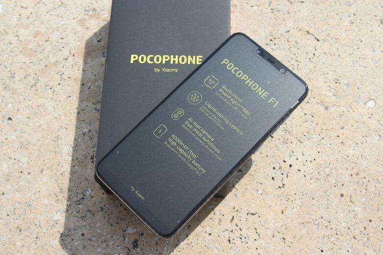 Смартфон Xiaomi Poco F1 — достоинства и недостатки