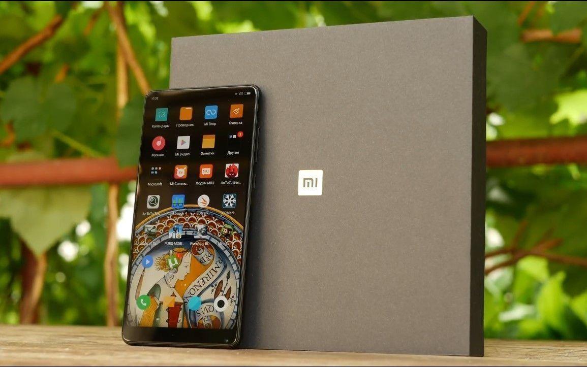Смартфон Xiaomi Mi Mix 2S – достоинства и недостатки