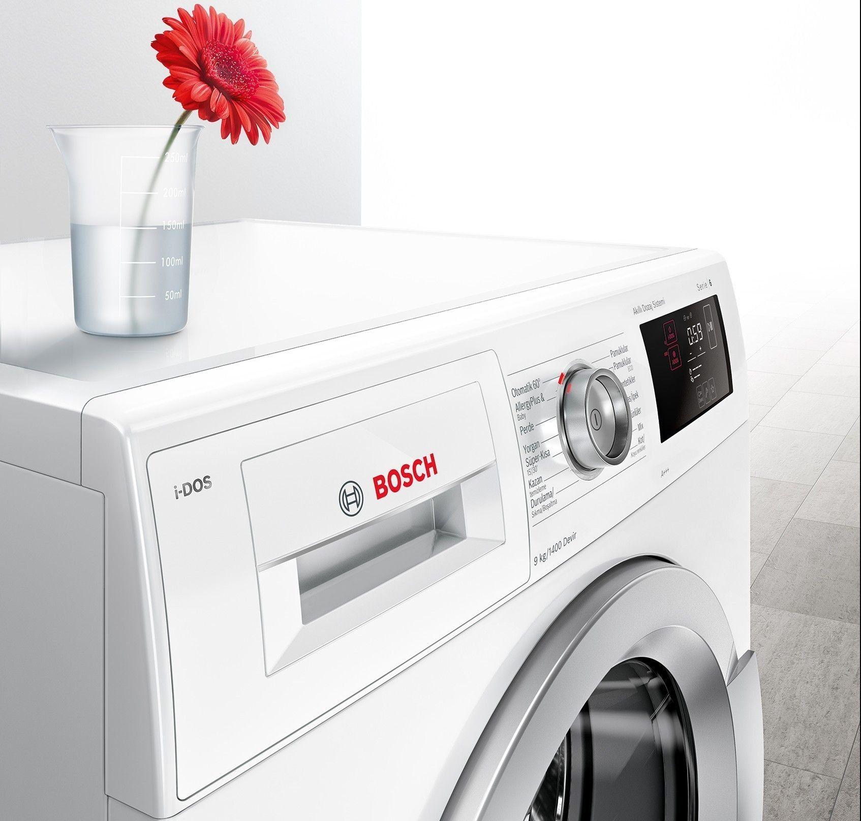 Лучшие стиральные машины Bosch в 2020 году