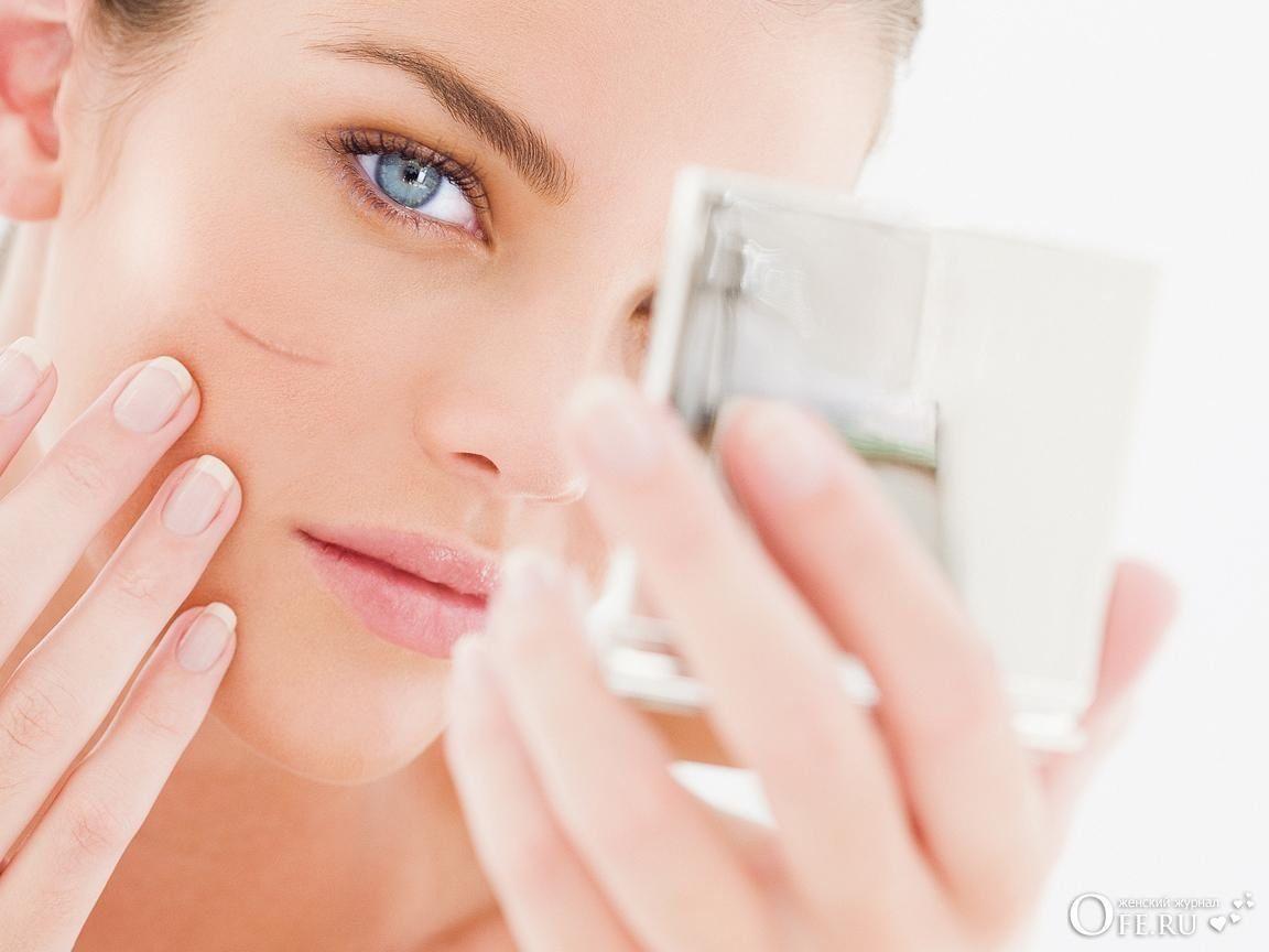 Как избавится от шрамов – крем и мазь от шрамов и рубцов на лице