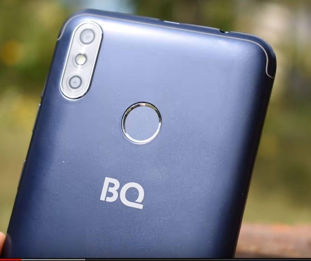 Смартфон BQ 5515L Fast — достоинства и недостатки