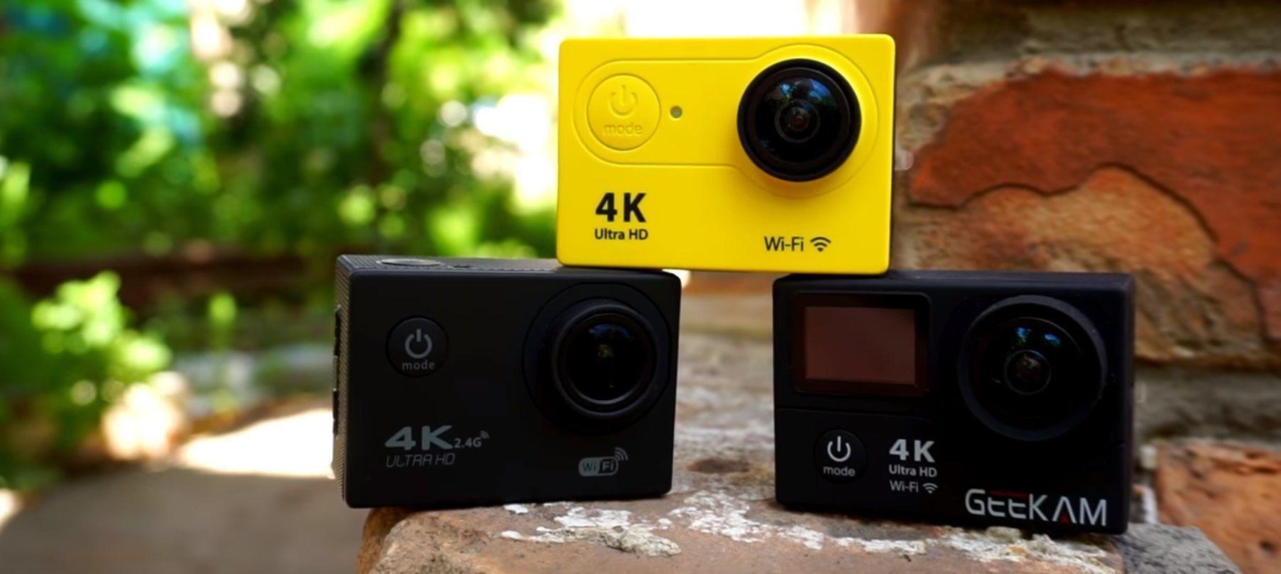 Обзор лучших экшн-камер EKEN на 2020 год