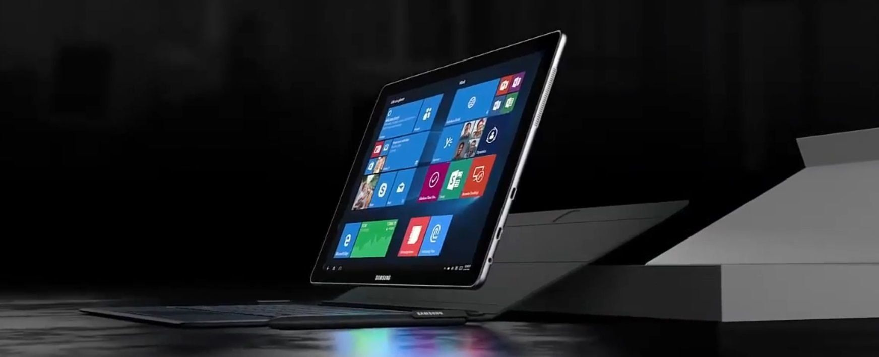 Планшетный компьютер Samsung Galaxy Book2 на Windows – достоинства и недостатки