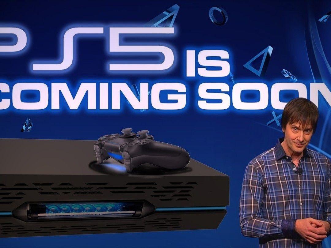 Последняя игровая консоль Sony PlayStation 5 — технические характеристики