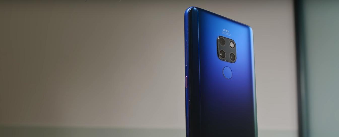 Смартфон Huawei Mate 20 — достоинства и недостатки