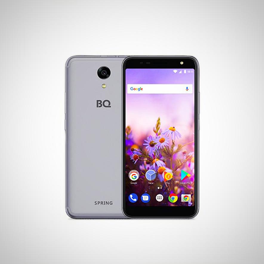 Обзор смартфона BQ BQ-5702 Spring — достоинства и недостатки
