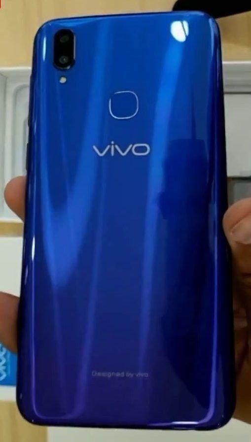 Смартфон Vivo Z3i
