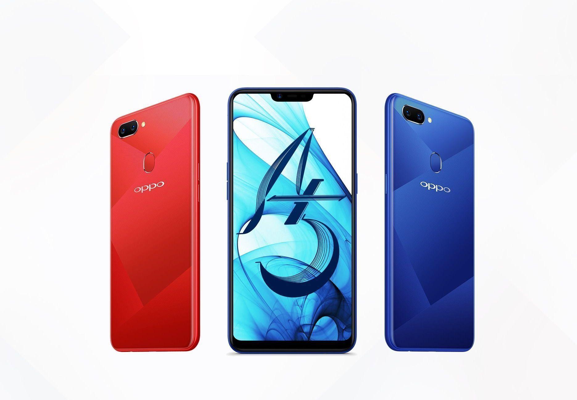 Смартфон Oppo A5 4/32 Gb — достоинства и недостатки