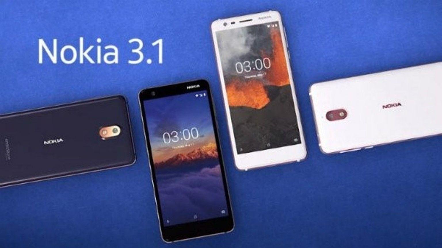Смартфон Nokia 3.1 Plus — достоинства и недостатки