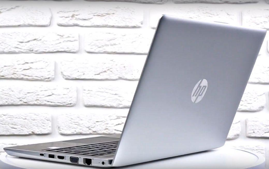 Обзор ноутбука HP ProBook 430 G5 — достоинства и недостатки