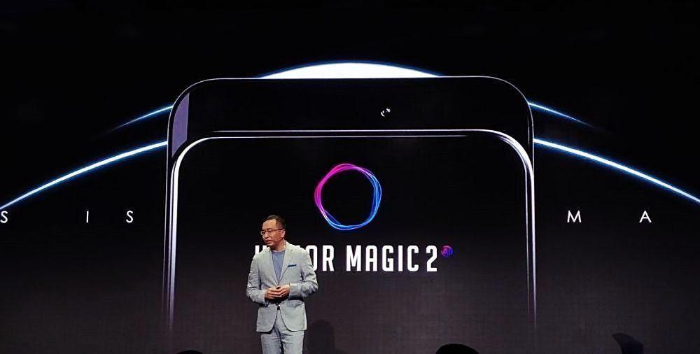 Смартфон Huawei Honor Magic 2 – достоинства и недостатки