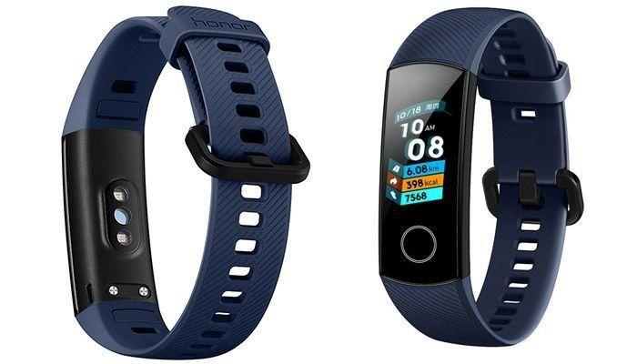 Умные часы Honor Band 4 - характеристики, плюсы и минусы смарт-часов