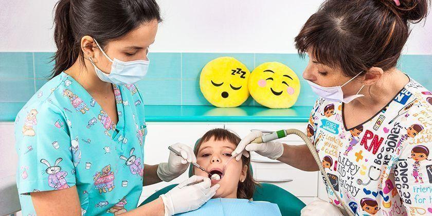 Лучшие платные стоматологические клиники для детей в Екатеринбурге в 2021 году