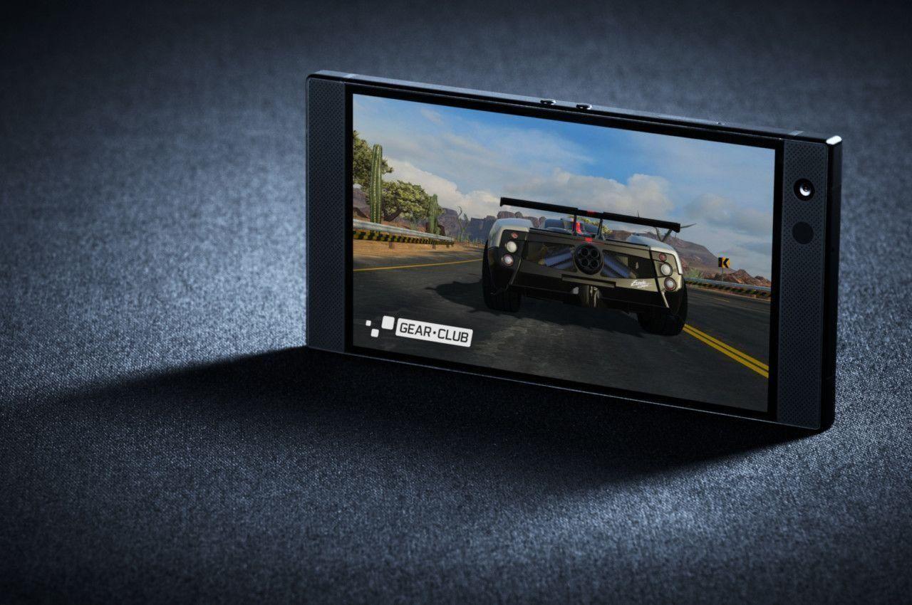 Флагманский игровой смартфон Razer Phone 2