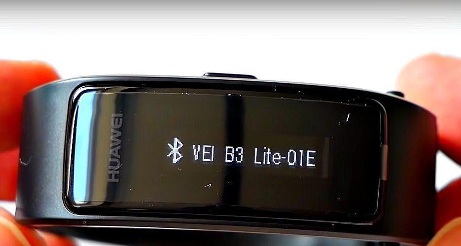 Huawei TalkBand B3 Lite-плюсы и минусы