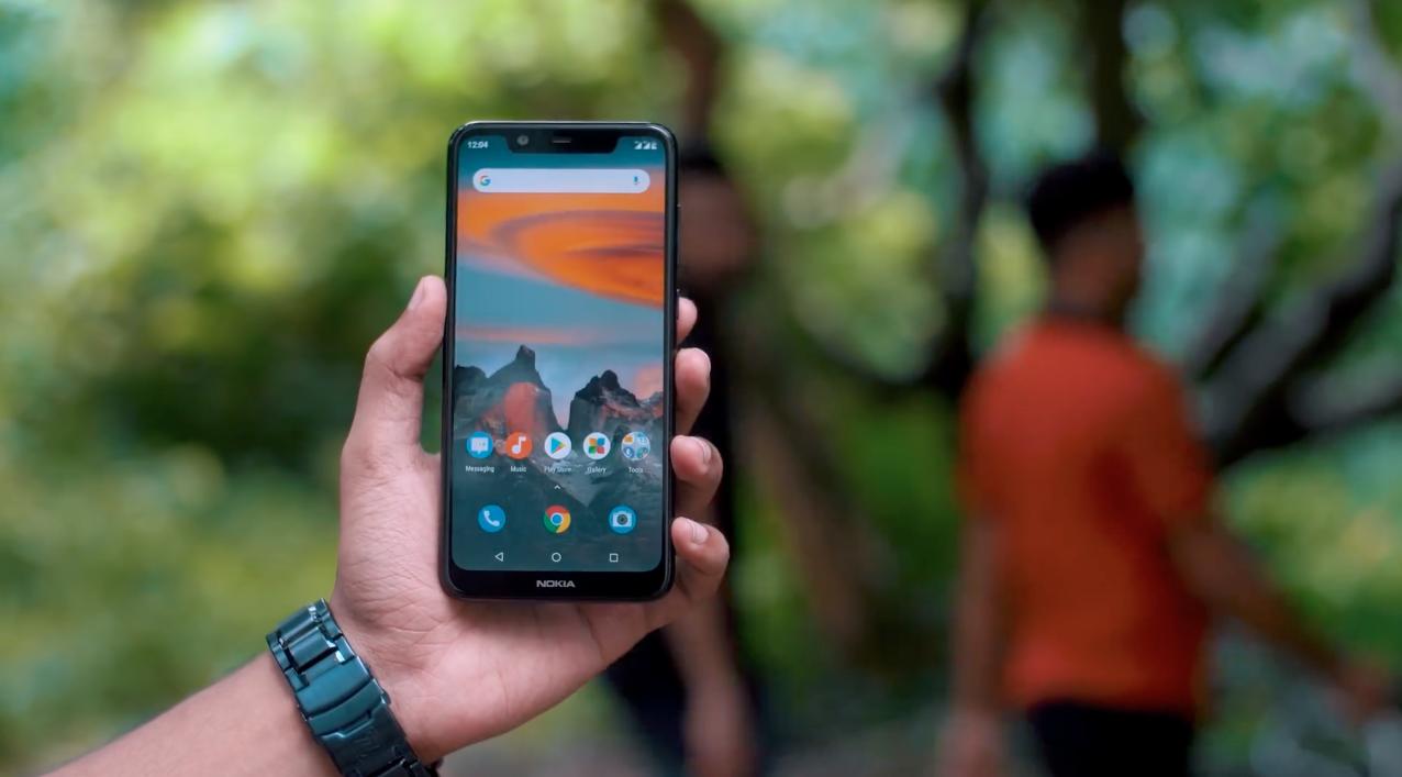 Смартфон Nokia 5.1 Plus (Nokia X5) — достоинства и недостатки