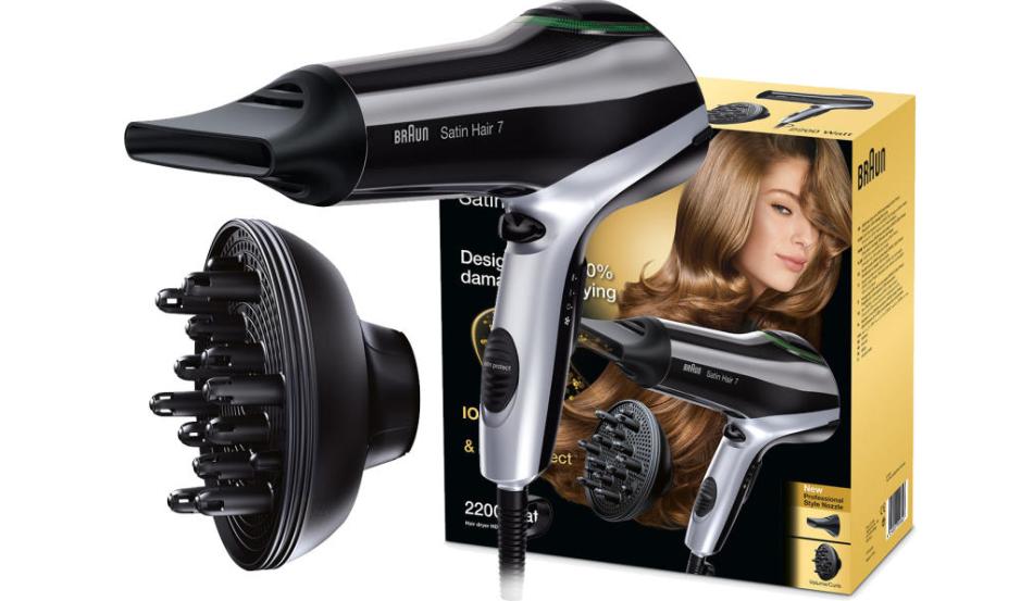 Лучшие фены для волос Braun в 2021 году