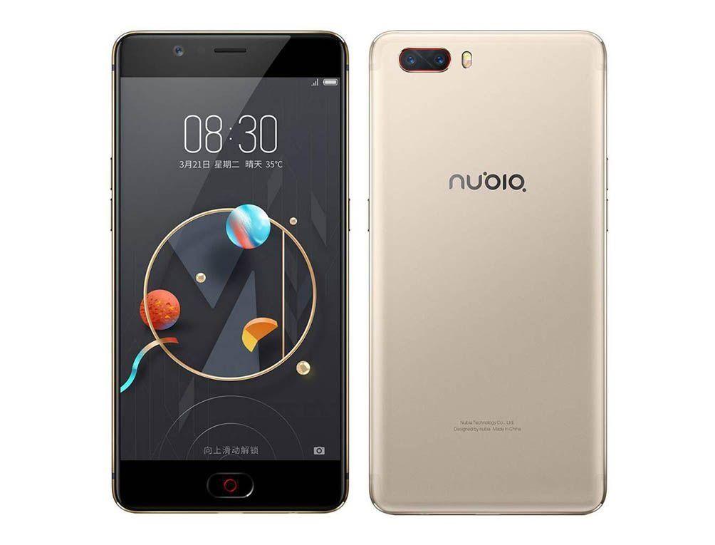Смартфон ZTE Nubia M2 64GB — достоинства и недостатки