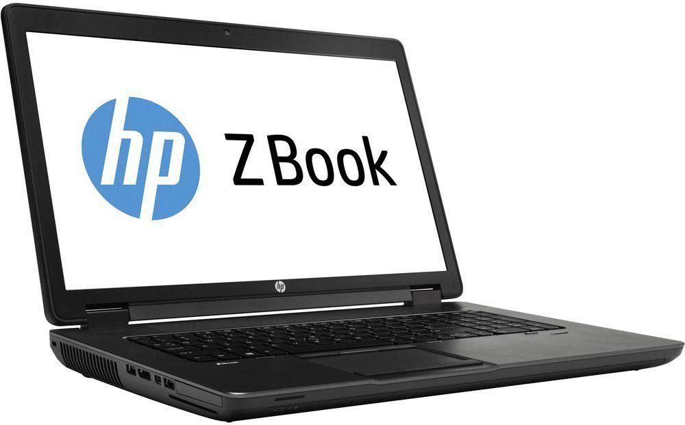 Обзор ноутбука HP ZBook 17 F0V51EA достоинства и недостатки