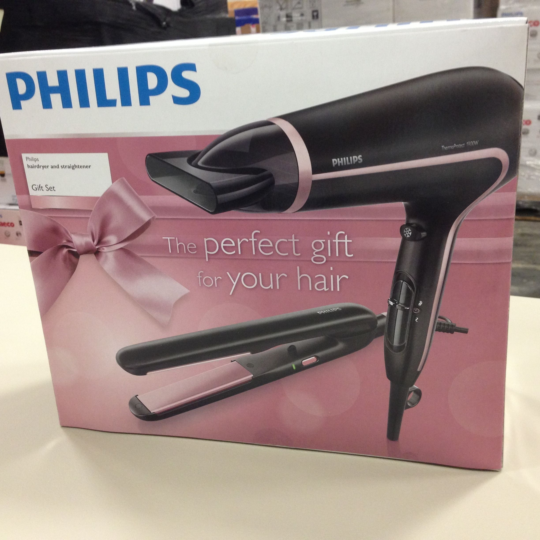 Обзор лучших фенов для волос Philips