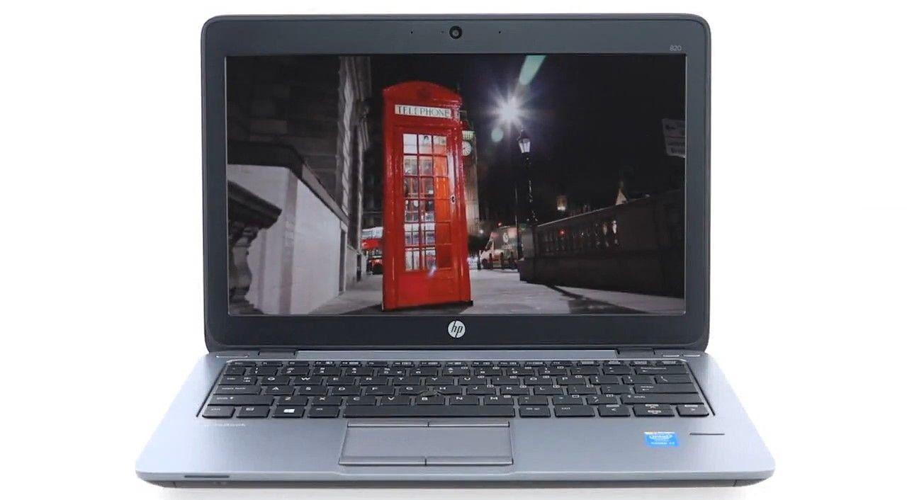Обзор ноутбука HP Elite Book 820 G2 — достоинства и недостатки