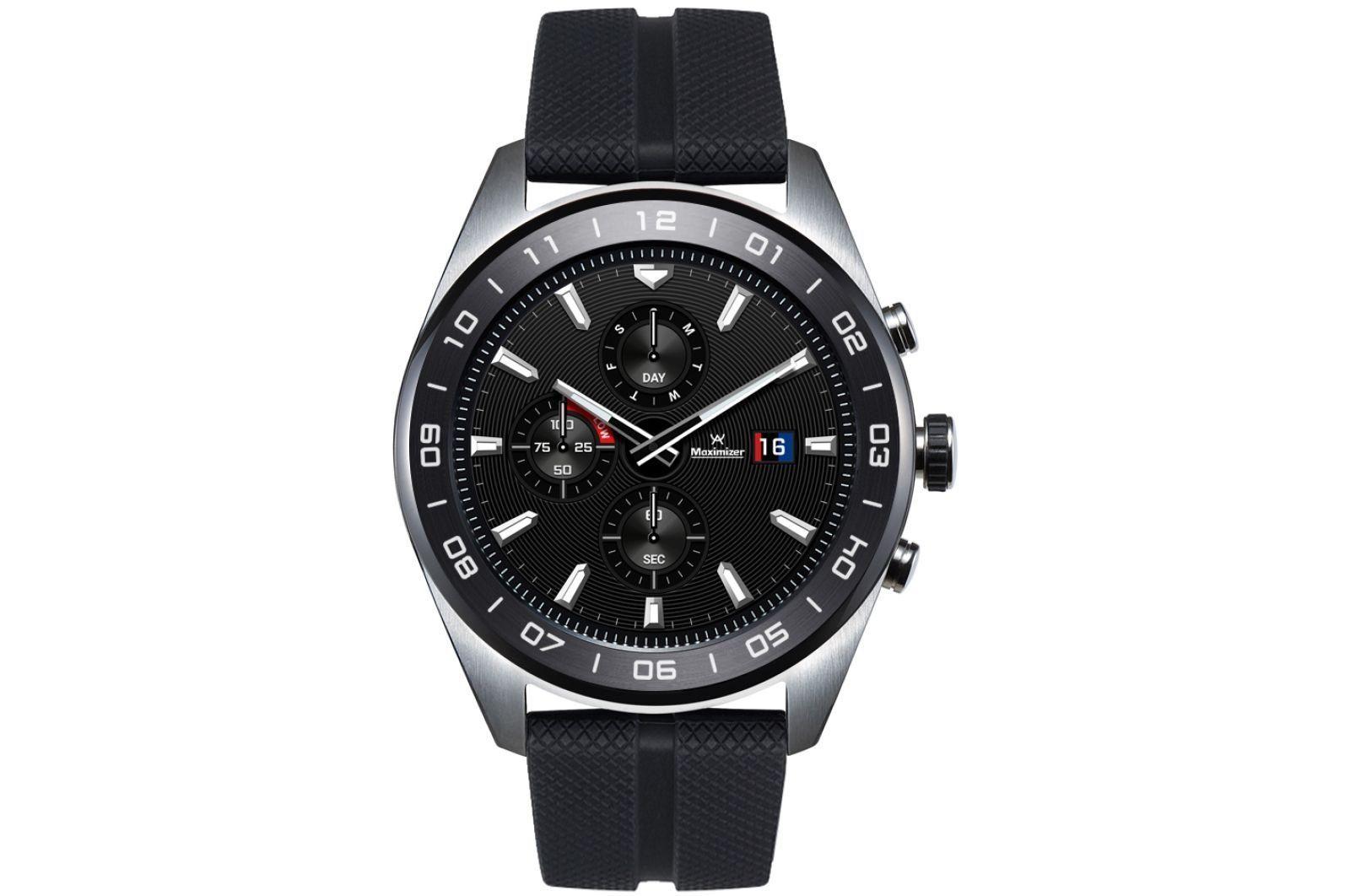 Умные часы LG Watch W7 — достоинства и недостатки